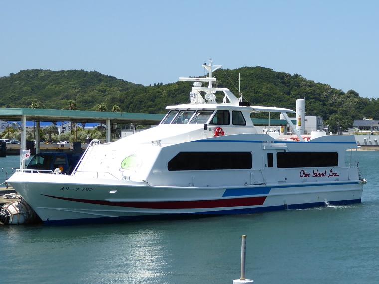 高松港-小豆島土庄港高速艇 時刻表・運賃料金